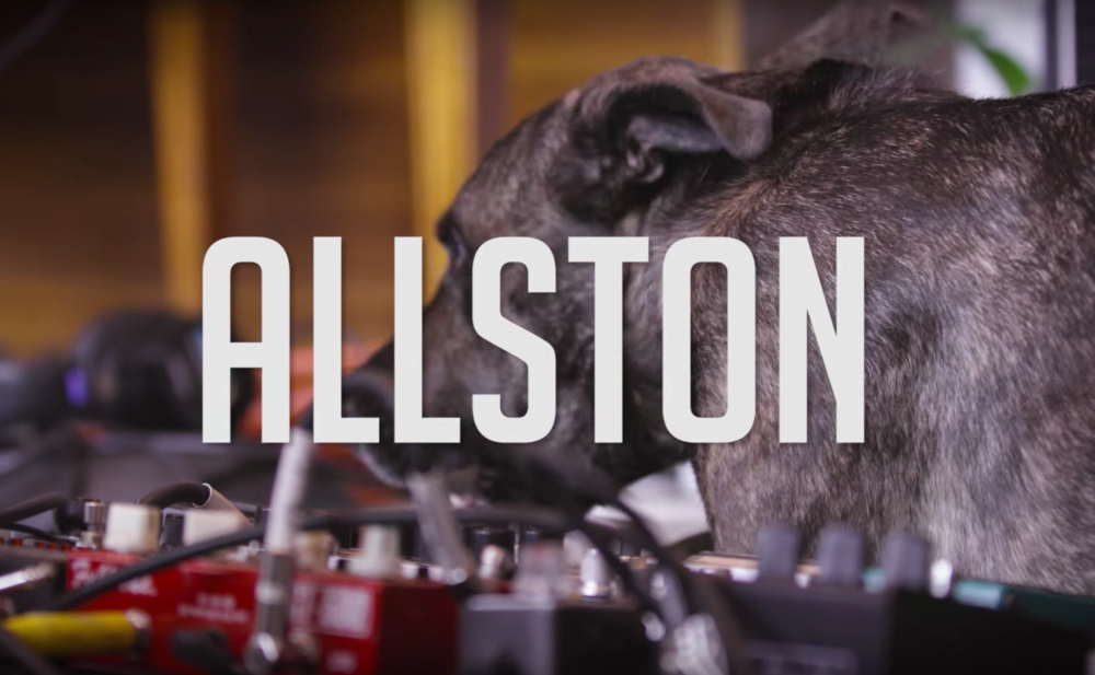 """""""Allston"""" Live Session"""