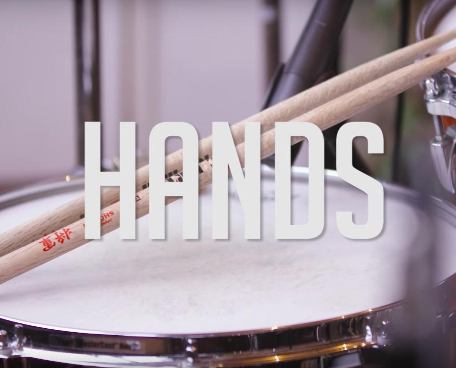 """Hands"" Live Session"