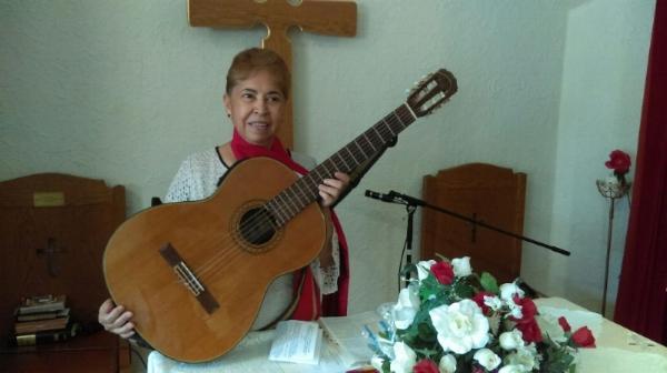 Pastor Crucita Marrero.