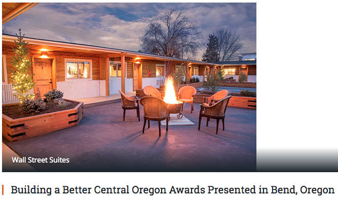 BUILDING A BETTER CENTRAL OREGON - The Central Oregon Association of Realtors presented the 38th Annual BBCO Awards.