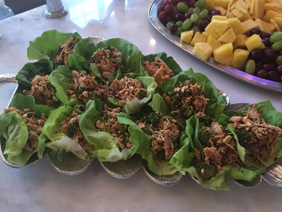 Cashew Chicken Lettuce wraps - Nashville Perspectives Supper Club 2.jpg