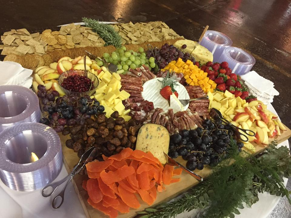 Charcuterie Board - Lena & Stephen - The Mill at Lebanon - Dec 9, 2016.jpg