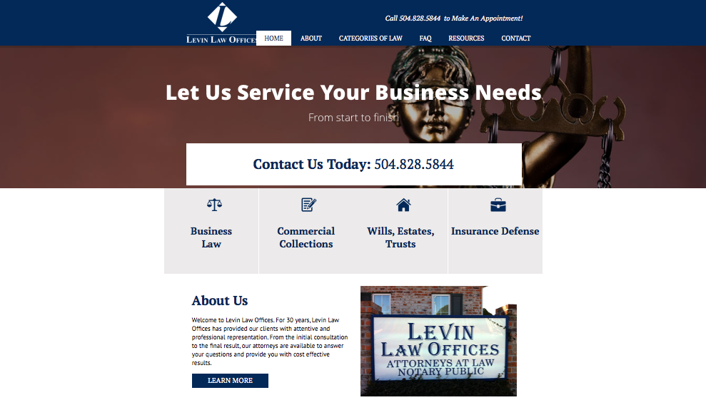 Levin Law Firm