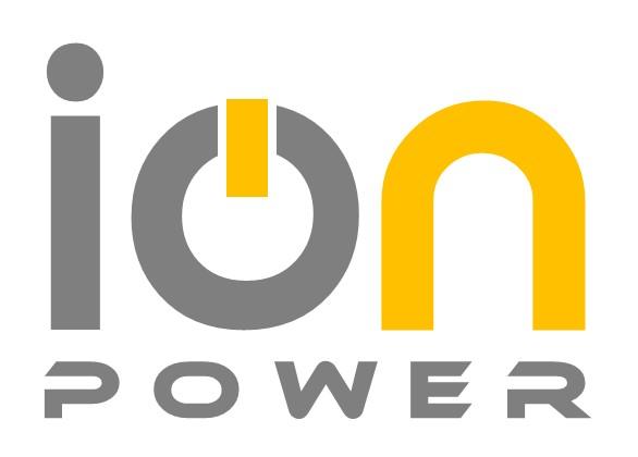 Ion Power logo