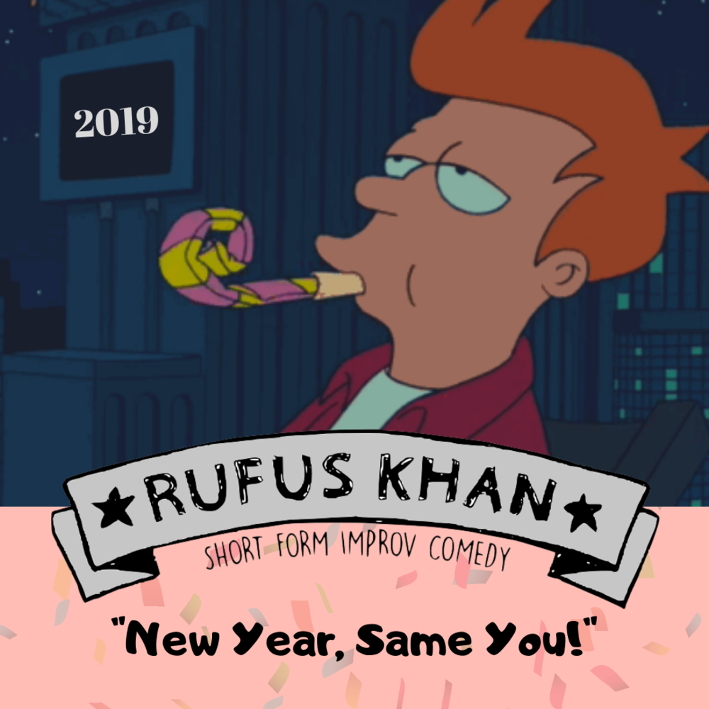 New Year, Same You!