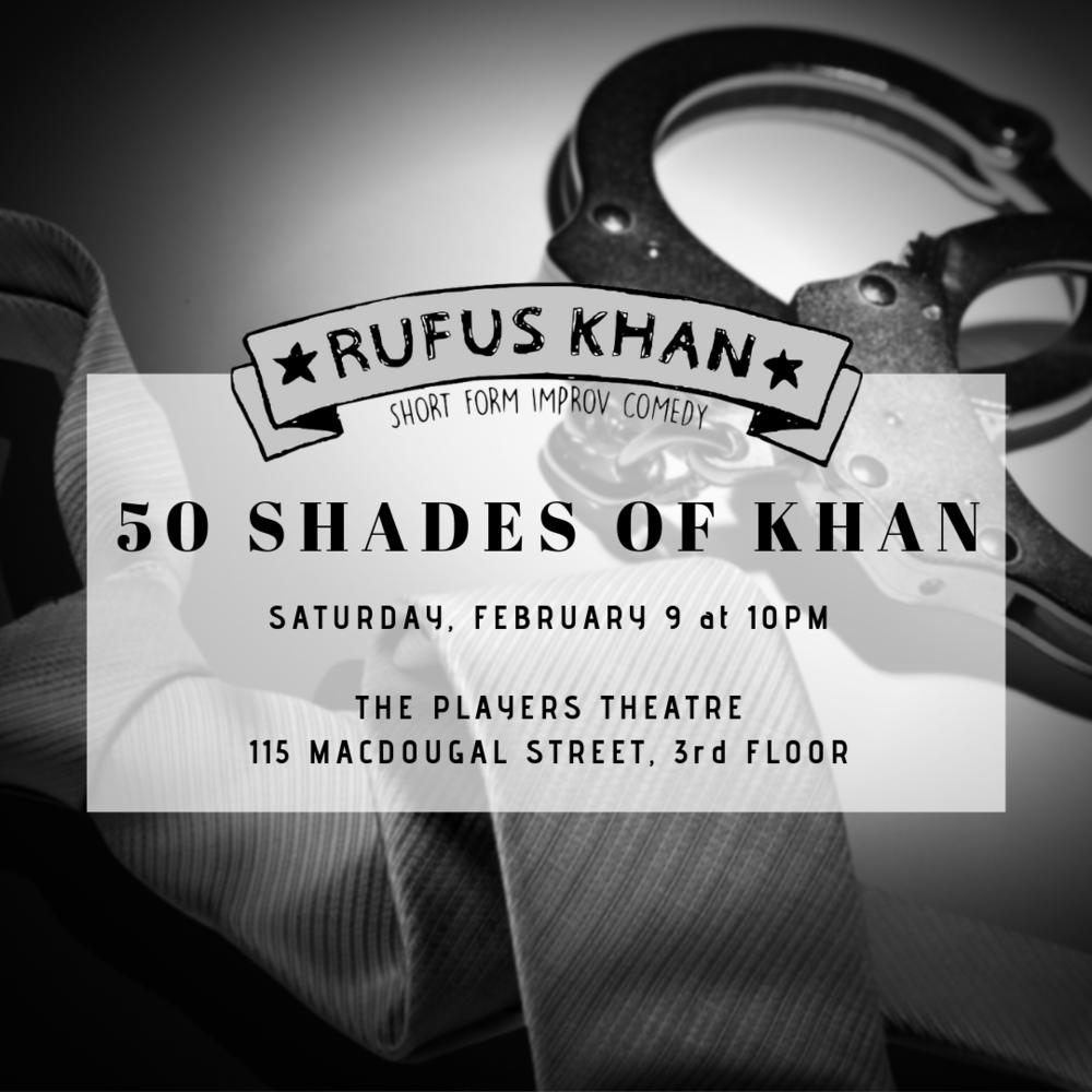 50 Shades of Khan