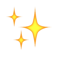 "The UTF8 ""sparkle"" emoji is the logomark for the Magicians, which is meant to speak about standards *"