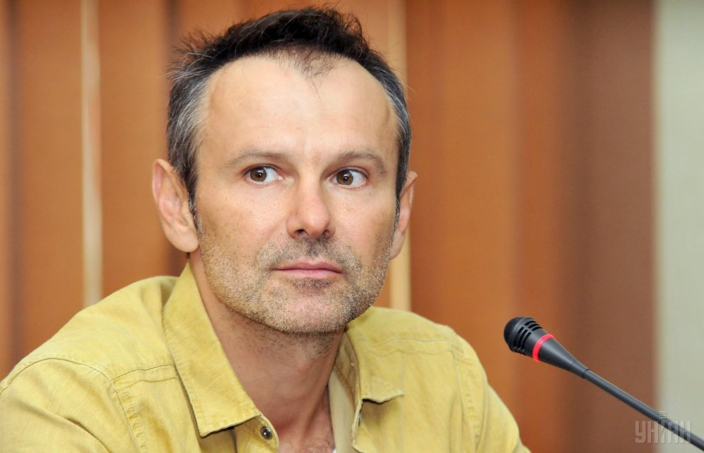 Svyatoslav vakarchuk has a high recoGNITION FACTOR (UNIAN/ANDRII MARIENKO)