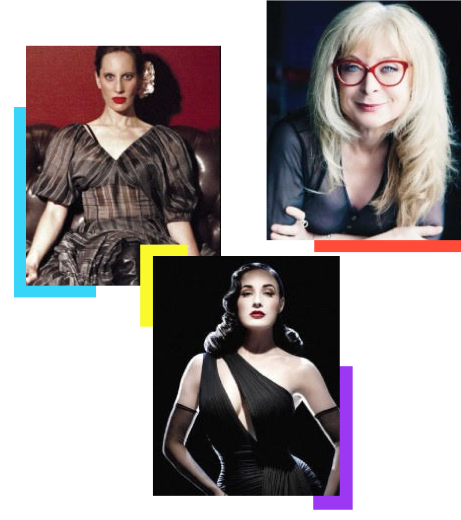HAMMER Conversations - The Sex Ed with Liz Goldwyn, Nina Hartley and Dita Von TeeseTuesday, May 22, 7:30 p.m.The Sex Ed explores sex, health, and consciousness in the digital age. Goldwyn leads a sex positive discussion with adult film star and author Nina Hartleyand burlesque queen and author Dita Von Teese. Both prominent figures in their respective fields, each have helped demystify the fetish world for wider audiences and open up healthy conversations around sexuality.