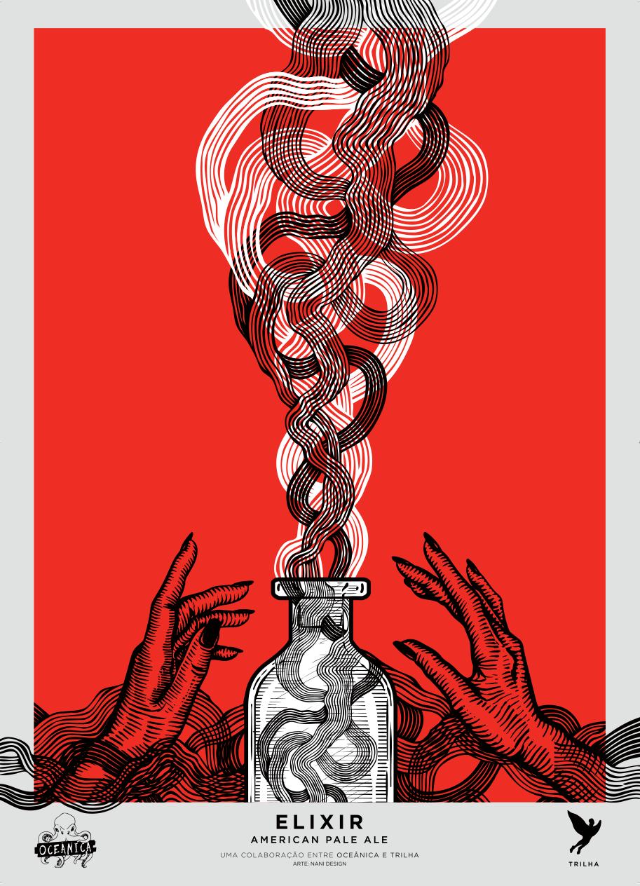 ELIXIR - APA | Arte por Nani Design