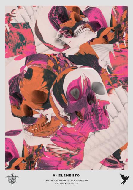 6 ELEMENTO - IPA | Arte por Pedro Mattos.