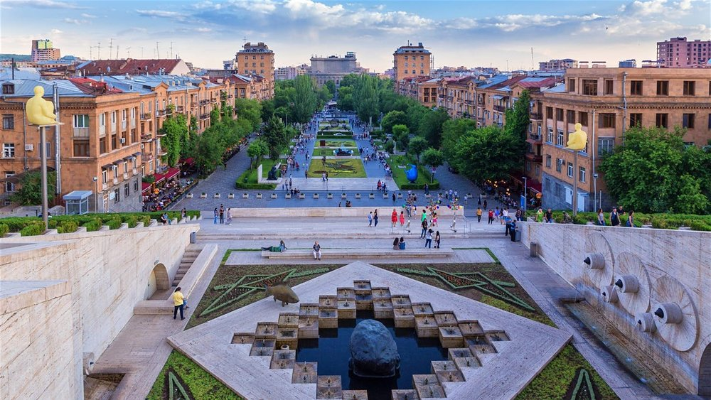 Yerevan - Learn More →