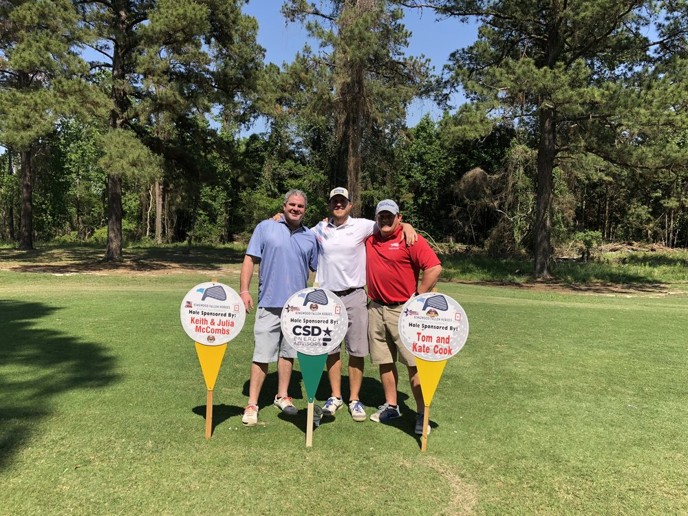 Kingwood Fallen Heroes Memorial Golf Tournament