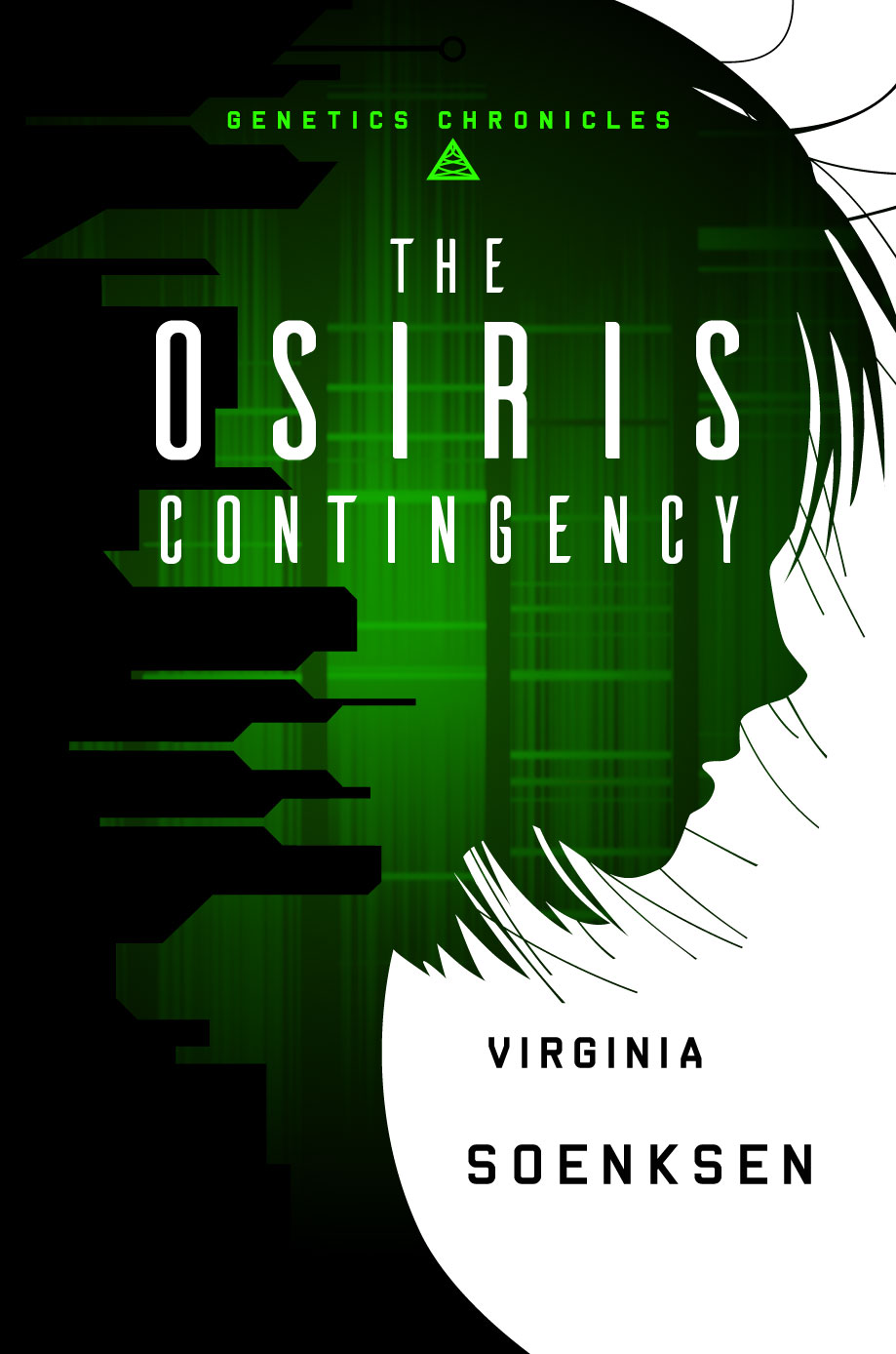 The Osiris Contingency (Book 2) - Within London of the future, there are no limits to genetic engineering, and a war is brewing between altered humans, known as mods, and the genetically modified assassins of the sinister Agency.Liane, an Agent gone rogue and on the run from her former masters, barely survived the last attack by the Agency. Still grappling with the truths she learned about the Titan Strain, Liane vows to destroy those who turned her into an inhuman killer. But that means outsmarting and outrunning her former Handler, who wants his Agent back at any cost.With the Osiris Contingency threatening ruin for them all, Liane will find herself faced with an impossible choice between freedom and survival.