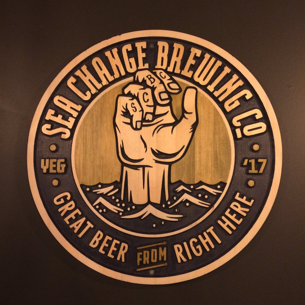 SEA CHANGE BREWING CO.