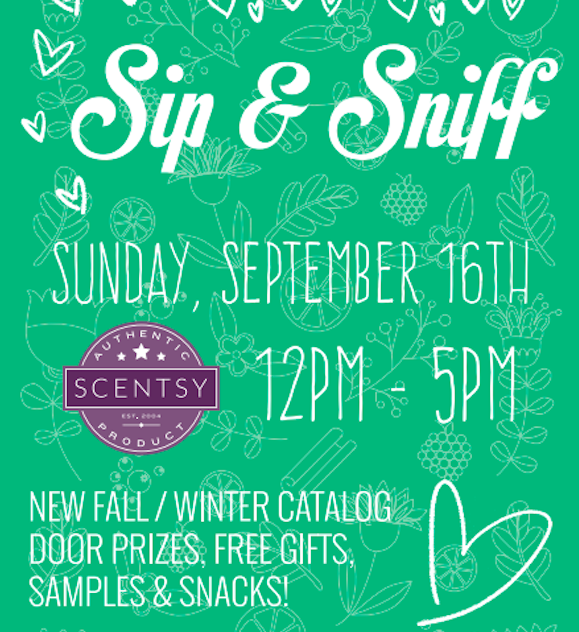 Sunday, September 16th, 12pm - 5pm  Click above image to RSVP on Facebook