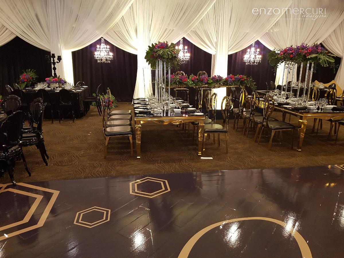 Wedding Reception Draping Decor Designs Gallery Special Event