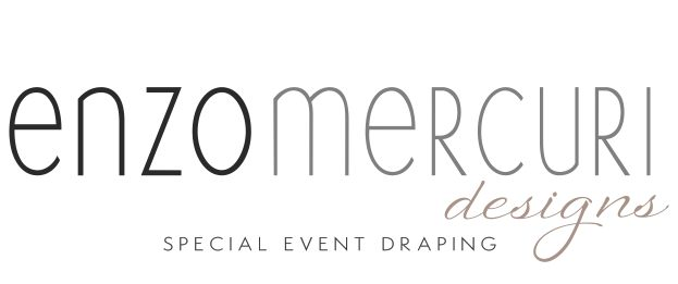 Enzo Mercuri Designs | Special Event & Wedding Decor Draping Design Canada
