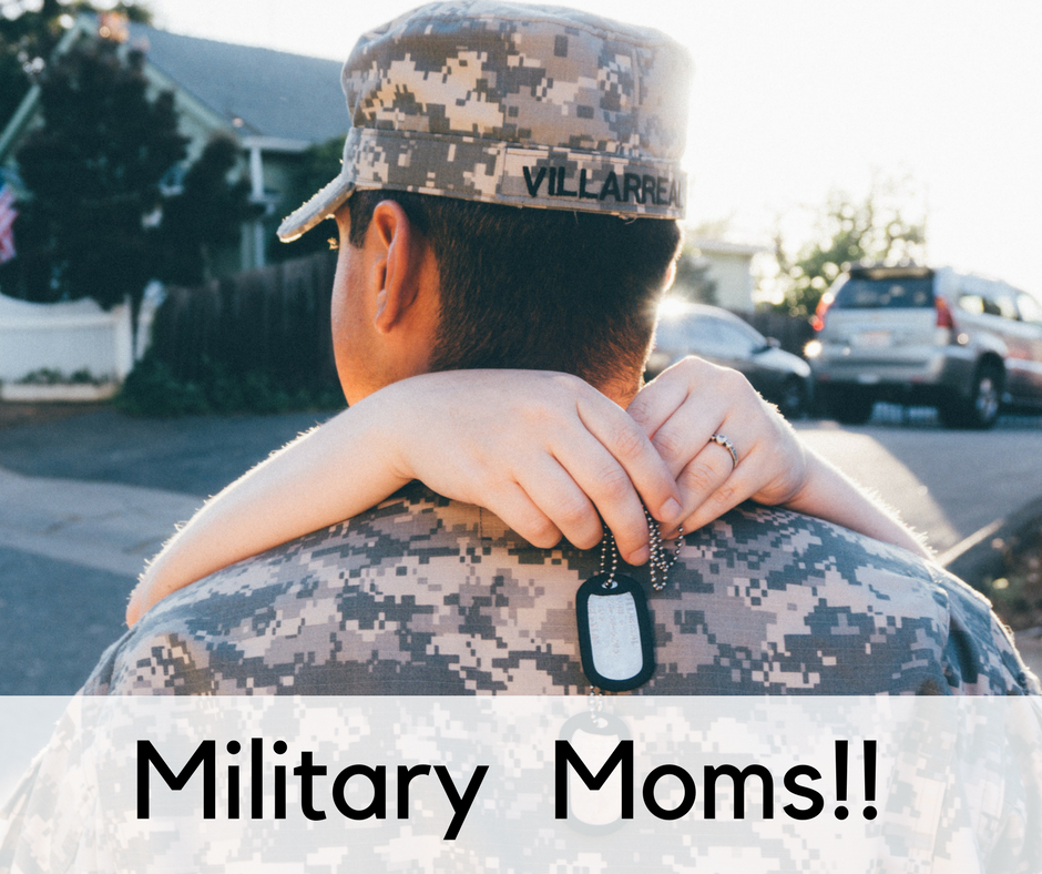 Military Moms!!