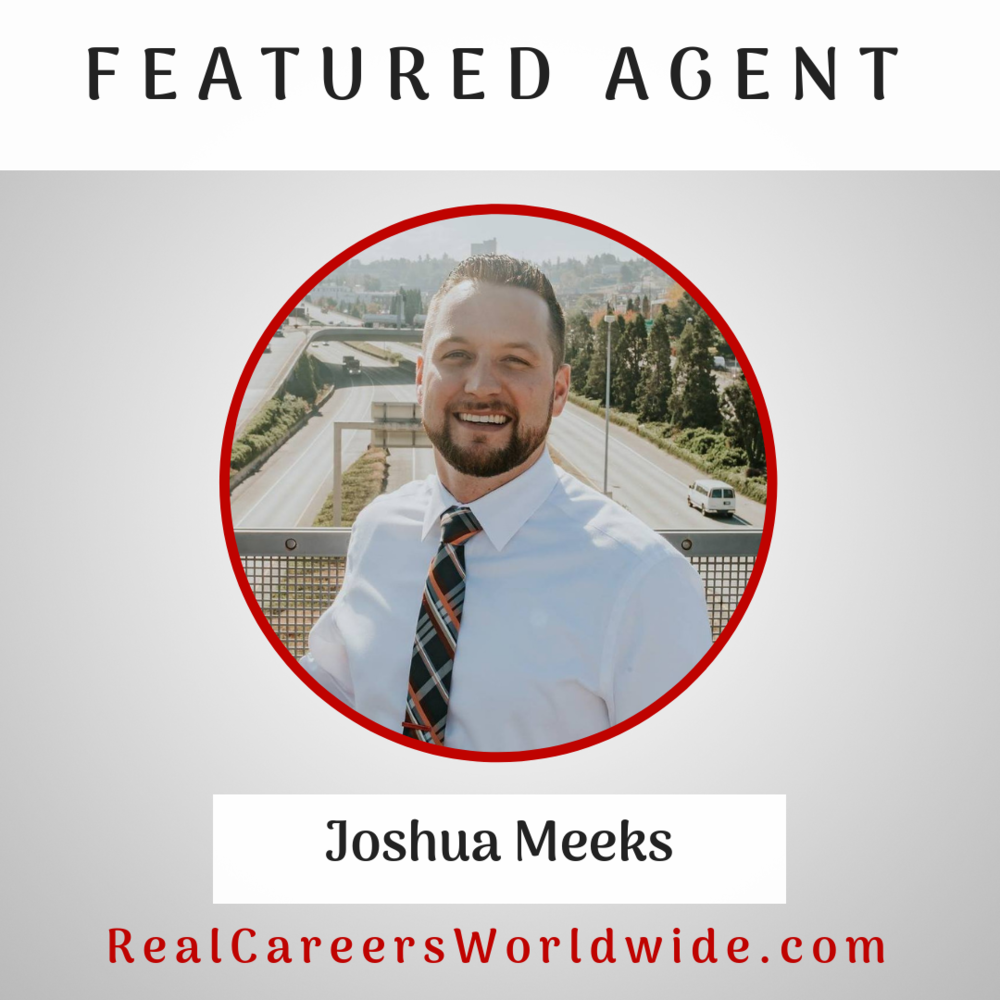 - Fun FactsJoshua Meeks has been licensed for five years. He joined Keller Williams for the university level training, healthy culture, and mentoring. Joshua starts his day off with three cups of coffee, is a dad to two kids, and has two dogs. If he could open a KW office anywhere in the world, he would choose Jackson Hole, WY.Milk Chocolate or Dark Chocolate?Milk ChocolateSnowman or Sandcastle?Sand Castle