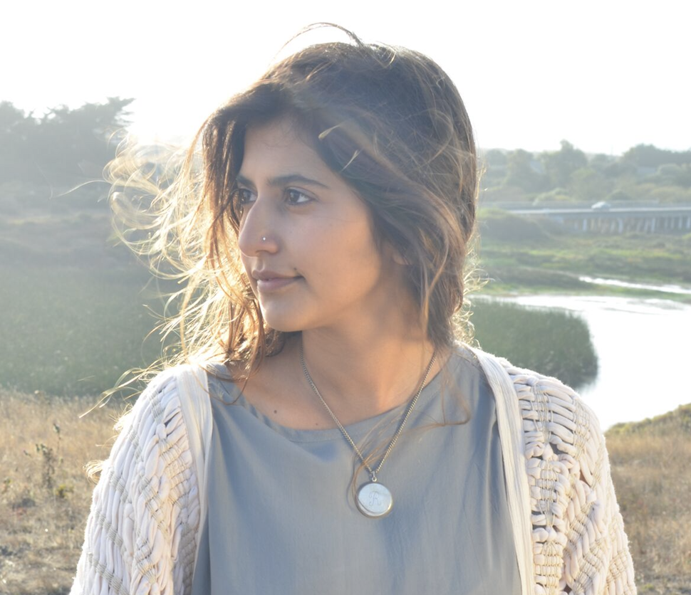 Anoushka Mirchandani - A multi-disciplinary artist living in San Francisco, who creates oil and watercolor paintings / designs and makes small-batch ceramics.