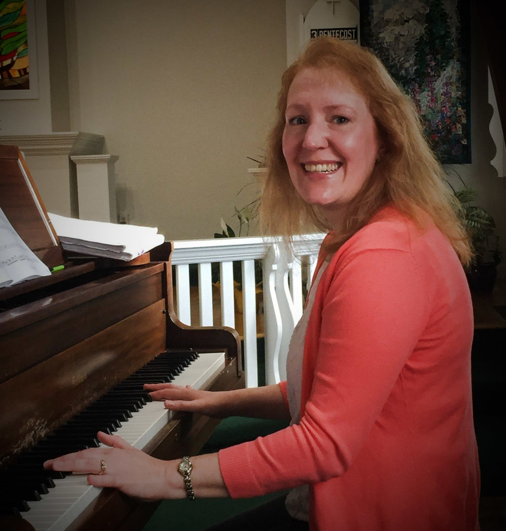 Kristina Thomas - Music Director