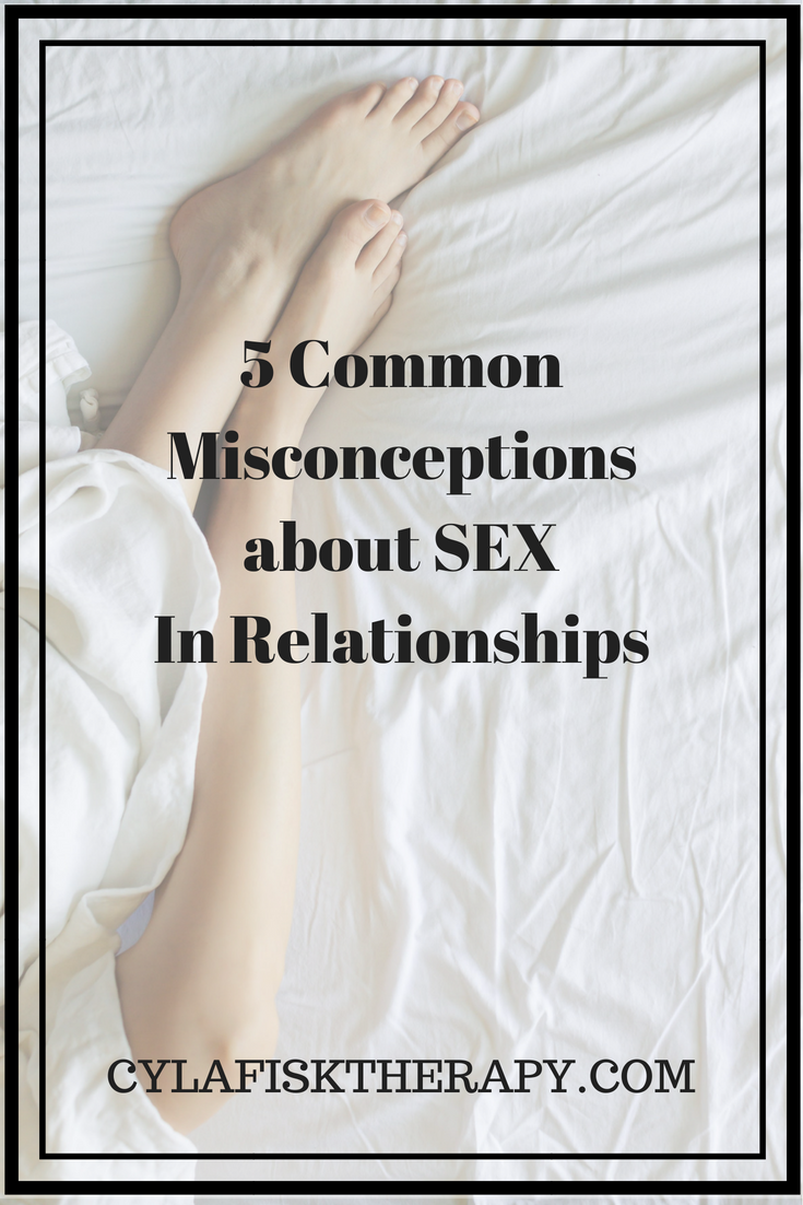 Sex Misconceptions