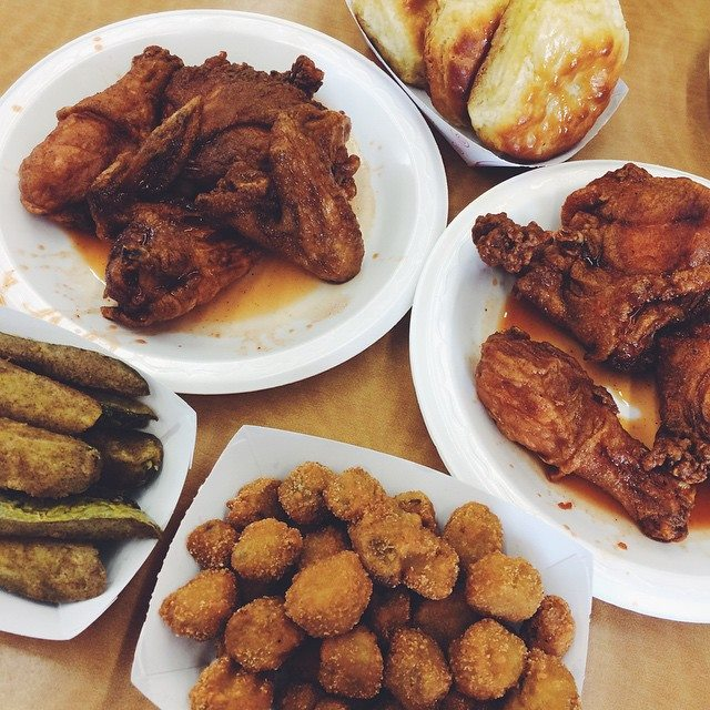 Uncle Lous Fried Chicken