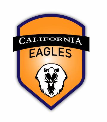 denver web design california eagles logo by commerce puzzle