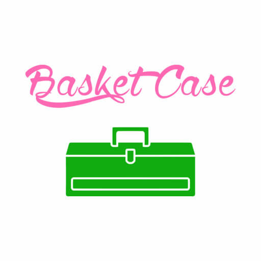 denver web design company commerce puzzle logo for basketcase