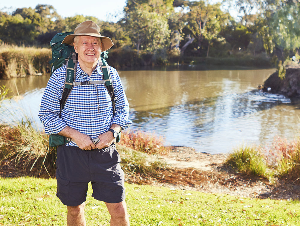 "Dr Hugh Seward  Active Geelong Chair & Sport and Exercise Physician and GP  Hugh is a Sport and Exercise Physician and GP in Newtown and a Board member of Geelong Football Club. He aims for a variety of exercise including strengthening, balance and flexibility, competitive games, and aerobic exercise such as jogging, rowing and swimming. However, his favourite activity is bush walking in remote parts of Australia.   ""Regular activity is an essential part of my life, even when on holidays, and I have found it is the best way to remain healthy in body and mind. I'm looking forward to promoting this message through Active Geelong."""