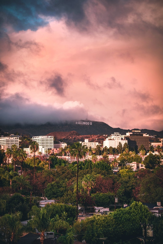 Hollywood - Sunset Blvd + Hollywood Blvd + Franklin Avenue