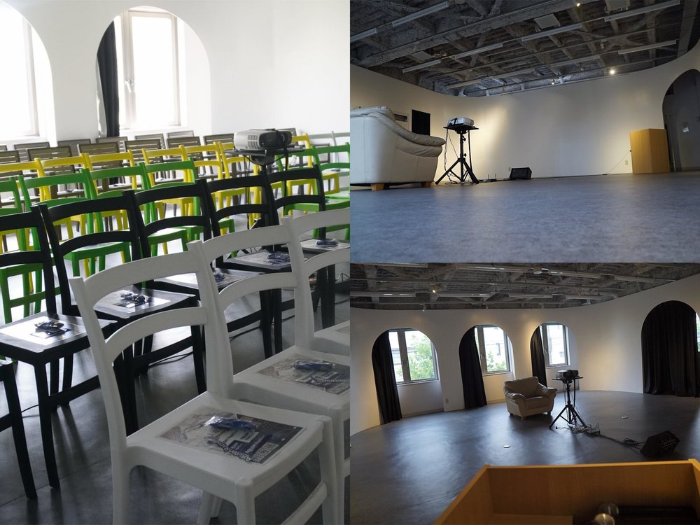 Event Space - Book our event space for all types of events such as a art exhibition, meet ups, seminars, etc… Contact our staff at info@nishiogiplace.com for info and pricing.