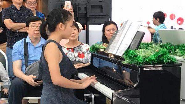 Casio Piano Jamming Party Dec 2017