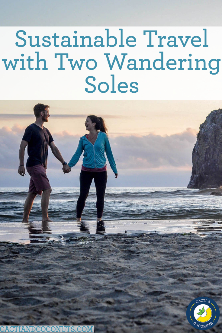 Sustainable Travel with Two Wandering Soles