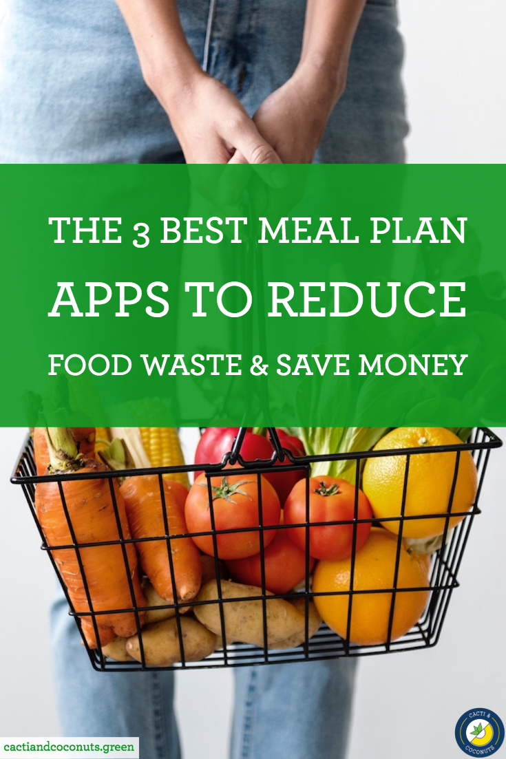 The 3 Best Meal Plan Apps to Reduce Food Waste & Save Money
