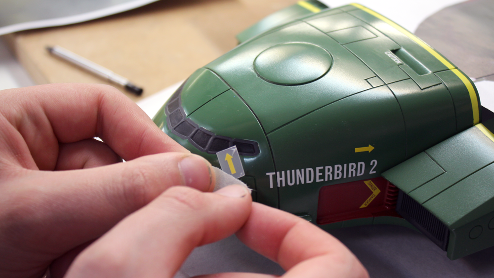 Thunderbirds Tracy Island 4