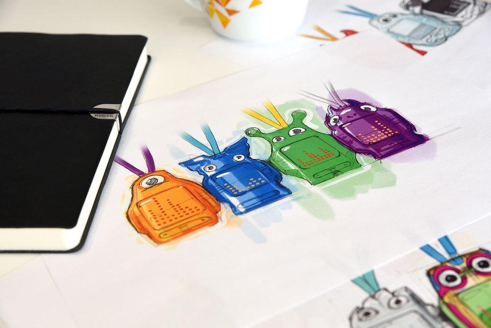 Pixl Creator concept sketch spread.jpg