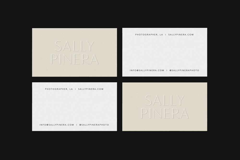 Julia-Kostreva-Studio-Branding-Sally-Pinera-Business-Cards-Embossed-Duplex-2.jpg