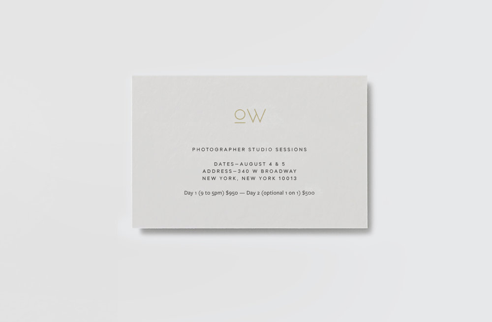 Branding by Julia Kostreva Studio