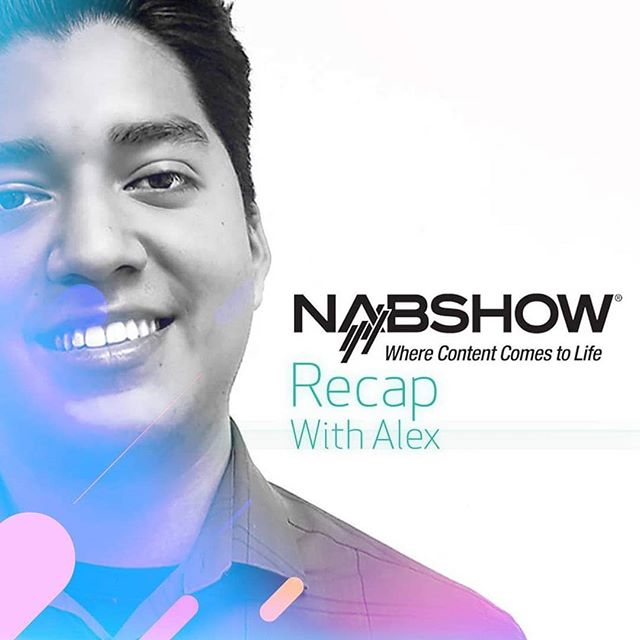"""Similar to Garrett last week, this year's NAB show was also a first for US-based Alexander Munoz. We caught up with Alex to get his reaction to the show.... Alex """"I had a phenomenal time at this year's NAB! I had been to another tradeshow at the same location in the past for a different industry but it paled in comparison to NAB.  It was an ideal way to see the industry in person and get to see how each major player uses this to stand out from their competitors. Meeting with people I had either placed or worked with was a thrill because I was able to put a face to a name.  The main highlight was making brand new connections with people who are making a big difference in the industry!"""""""
