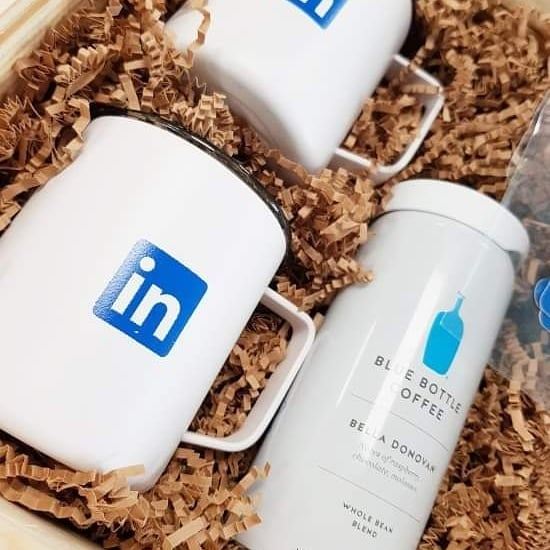 2019 has already been a great year for Americas Regional Manager Chris Beaumont, but he isn't looking to slow down anytime soon... Linkedin has listed Chris in their top 1% of ALL search & staffing professionals!  A huge achievement and a testament to the hard work Chris puts in daily here at Venator Broadcast.  As a thank you, Linkedin delivered an amazing selection of mugs and coffee!  Congratulations Chris!