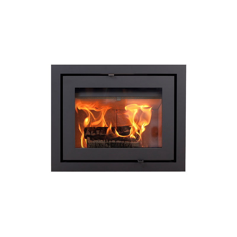Scan Line Classic Insert Cyril Johnston Stoves Wood Burning And