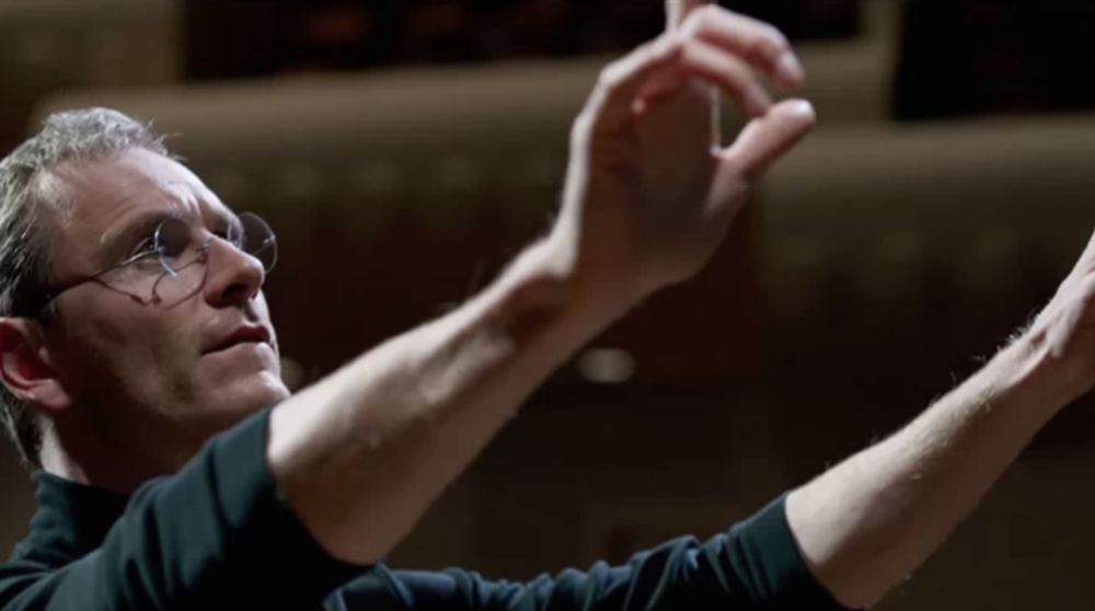 """""""Steve Jobs' Is the Thrilling, Sacrilegious, and Frightening Biopic We Never Needed,"""" - Vice News"""