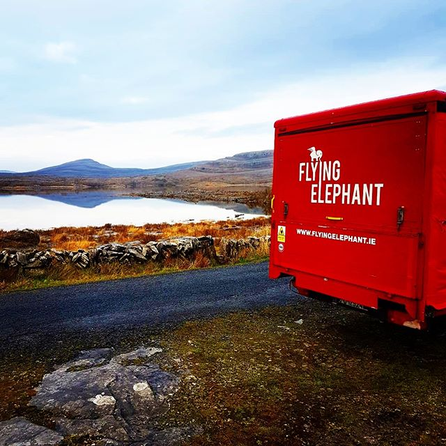 Or crew loving the view working on a secret location today out west. 🤫🤭🤫🤭🤫 . .. . . . . #eventdesign #design #create #makersgonnamake #install #eventprofsireland #custombuilt #production #customdesign  #madenotbought #fabrication  #creativeagency #instapic #picoftheday #views #lake #bigred #westcoast #crew #newyear #fresh #insta #weather