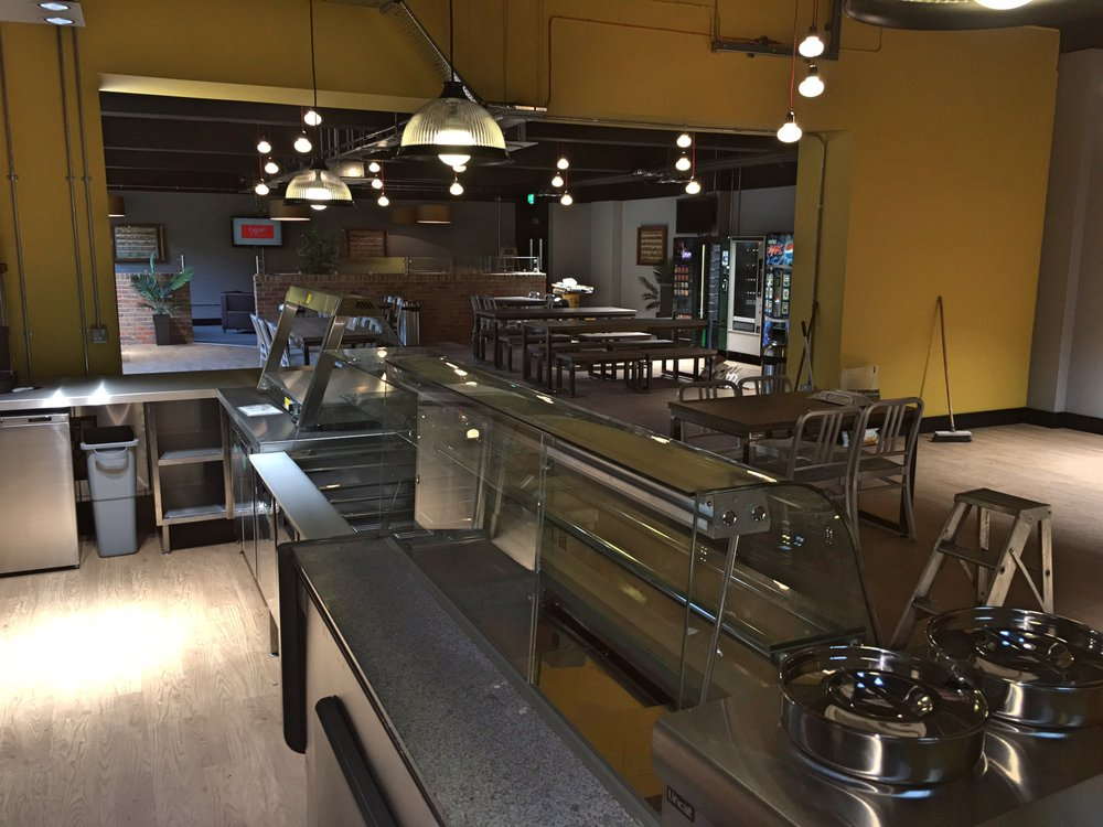 Client Name:  Arriva Enfield  Project Type:  Canteen refurbishment  Project Size:  150m2