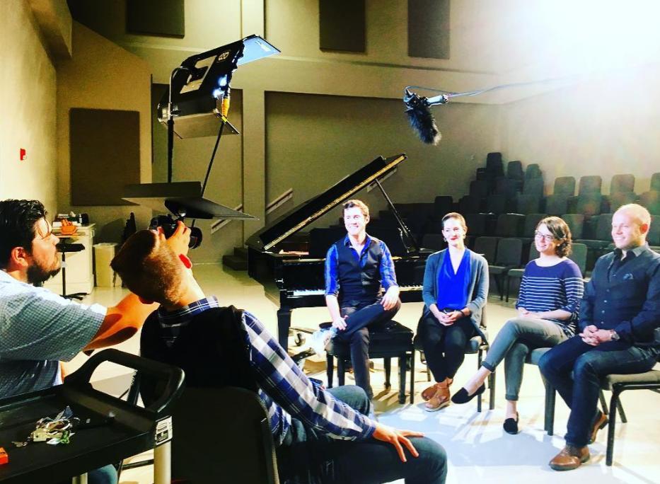 VOCES8 Scholars - Training for professional singers