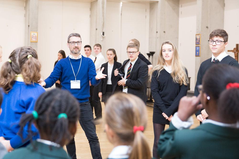 Credit:  St Benedict's School, Ealing