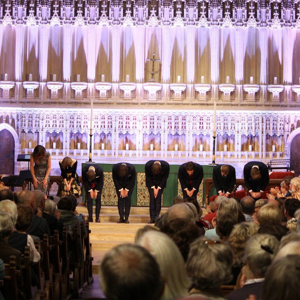 COMPLINE - Mon 29 July 7:30PMCompline sung by VOCES8, Apollo5 and the VOCES8 Scholars.Free entry; no ticket required