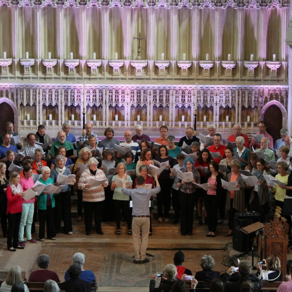 CHAMBER CHOIRS - Thurs 1 August 2:30PMChamber choir performances by VOCES8 Summer School participants and the VOCES8 Scholars.Free entry; no ticket required